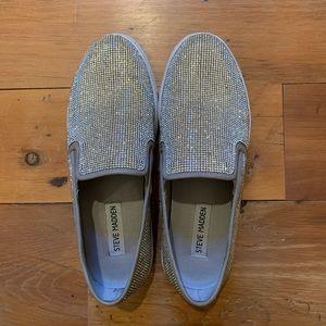 STEVE MADDEN Wedding Sneakers Size 8.5